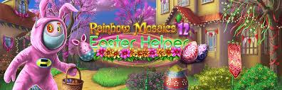 《彩虹马赛克12:复活节助手》英文免安装版