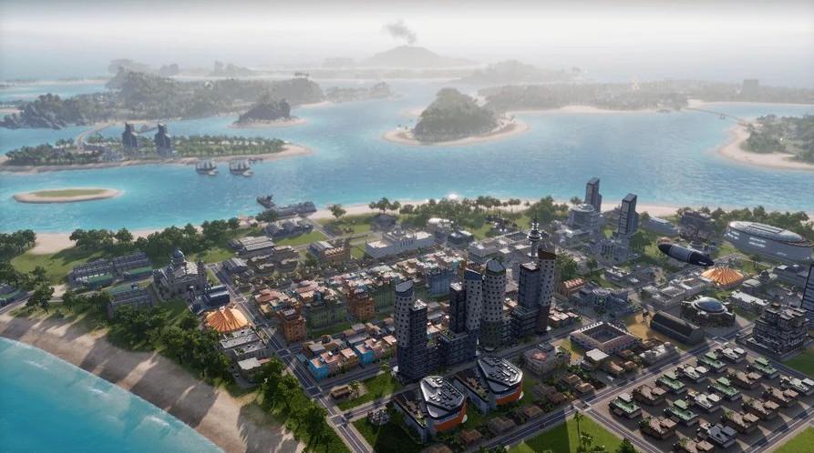 传《海岛大亨6》将登陆任天堂Switch平台发售