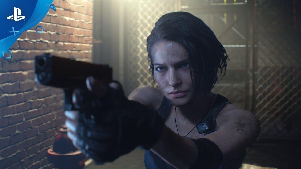 《生化危机3:重制版》评分解禁 IGN9分MC均分80