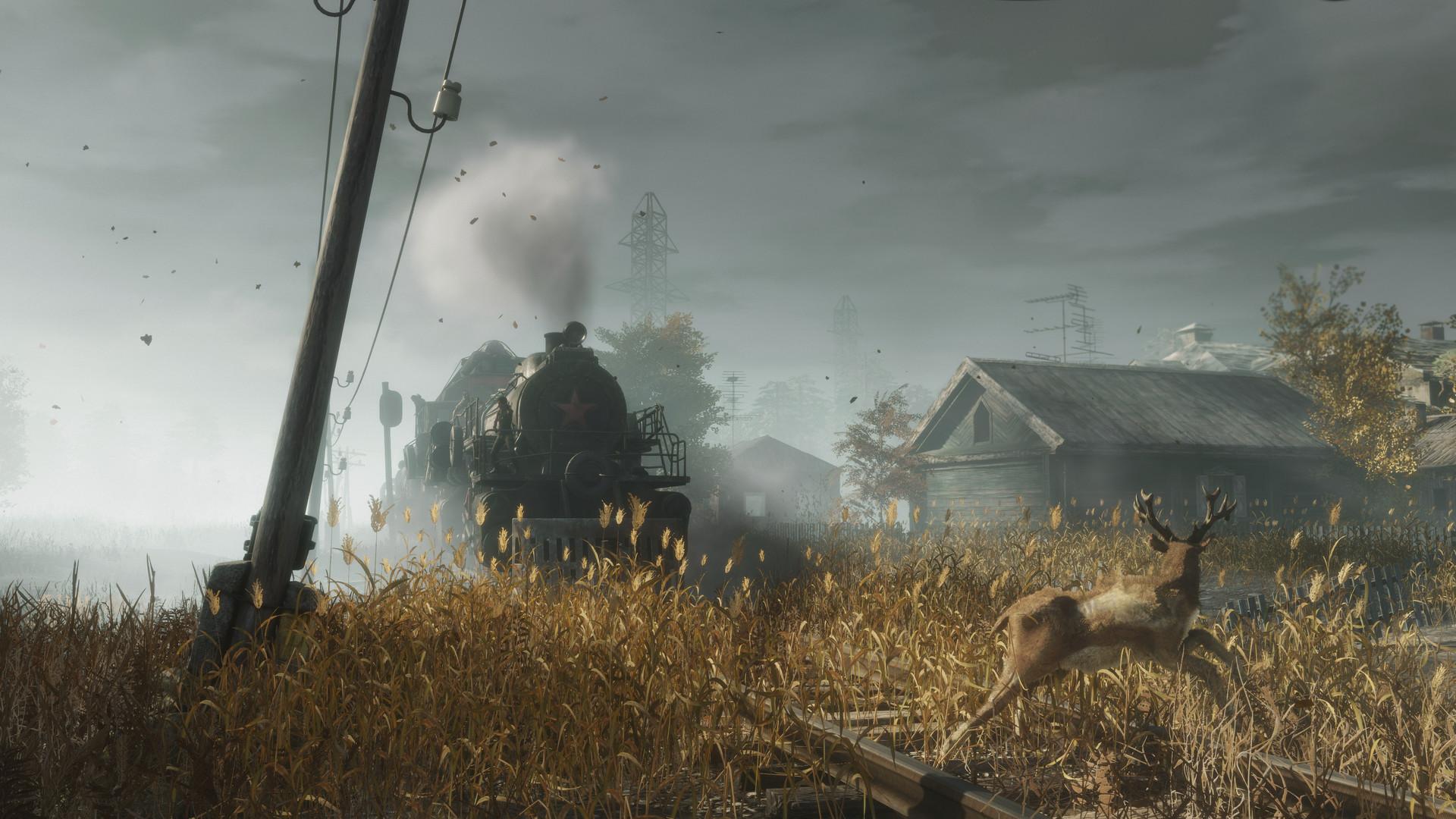 《地铁》系列游戏Steam特卖 《地铁:逃离》新史低