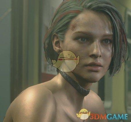 《生化危机3:重制版 试玩版》星火性感吉尔MOD