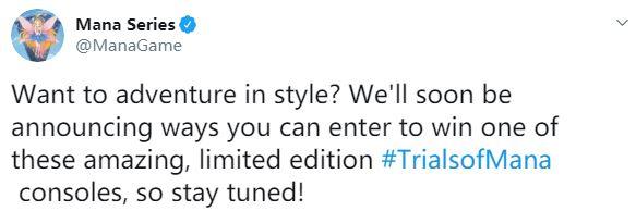 《圣剑传说3:重制版》限定PS4、Switch主机公开