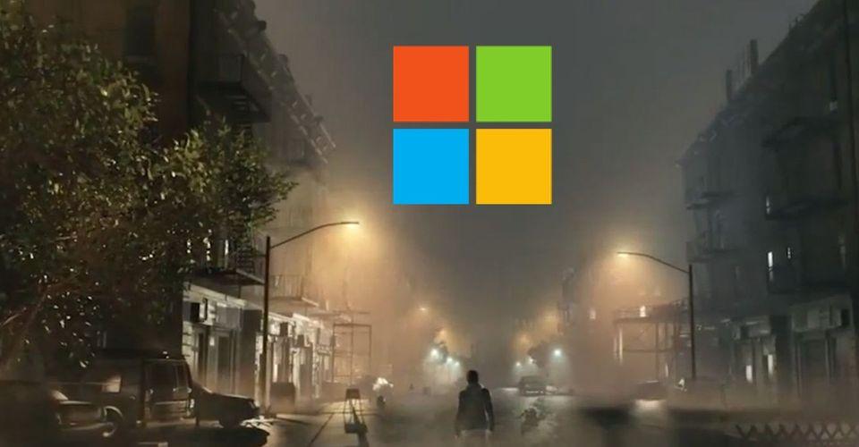 下个该任天堂了 传闻微软正在着手收购《寂静岭》等科乐美IP