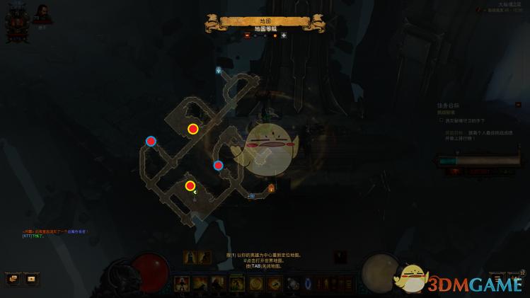 《暗黑破坏神3》国服挑战秘境第145期攻略