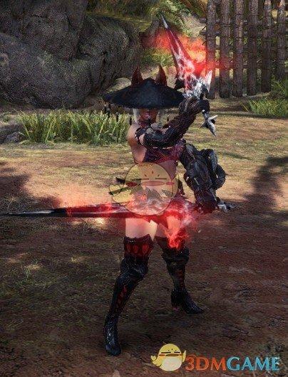 《怪物猎人:世界》黑色皇家救世匕首MOD