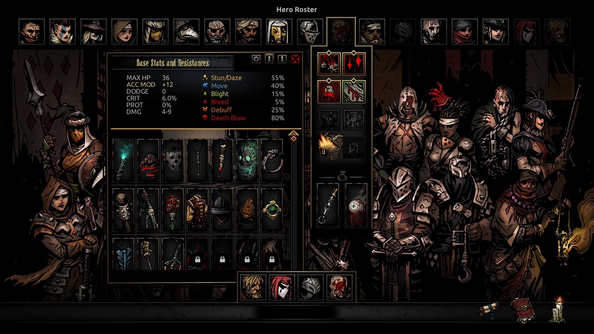 《暗黑地牢》PVP新DLC将于5月19日免费发布