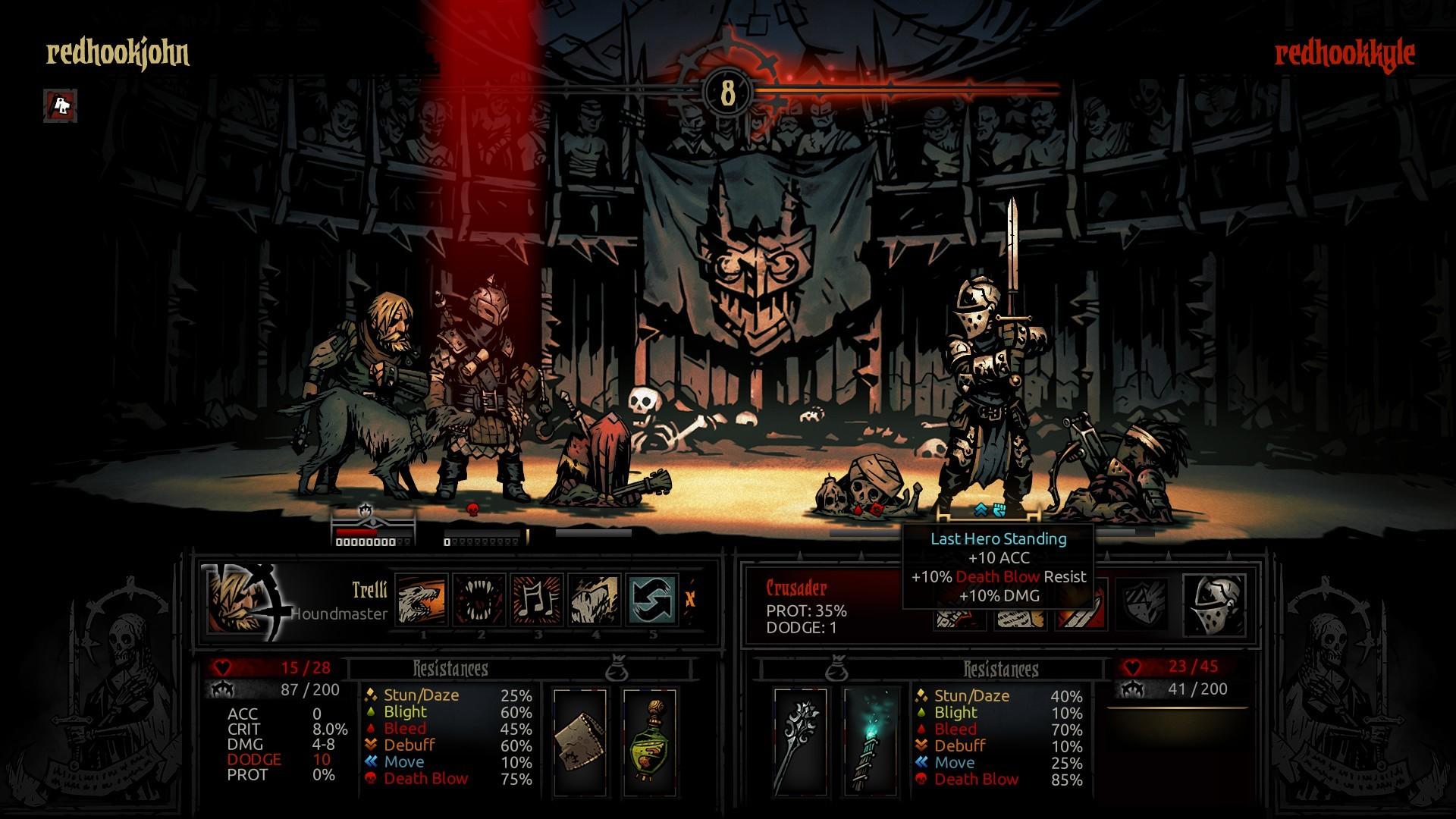 《暗黑地牢》PVP新DLC上架Steam 将于5月发售