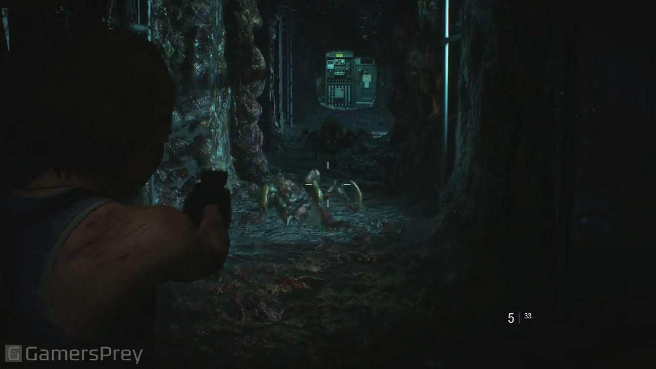 《生化危机3:重制版》正式版演示 吉尔惨遭蹂躏