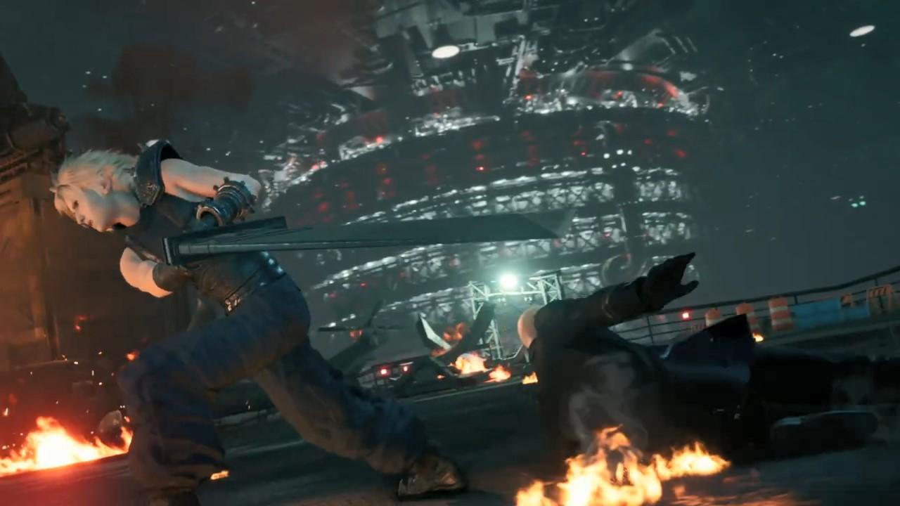 《最终幻想7:重制版》开启预载 终极中文预告发布