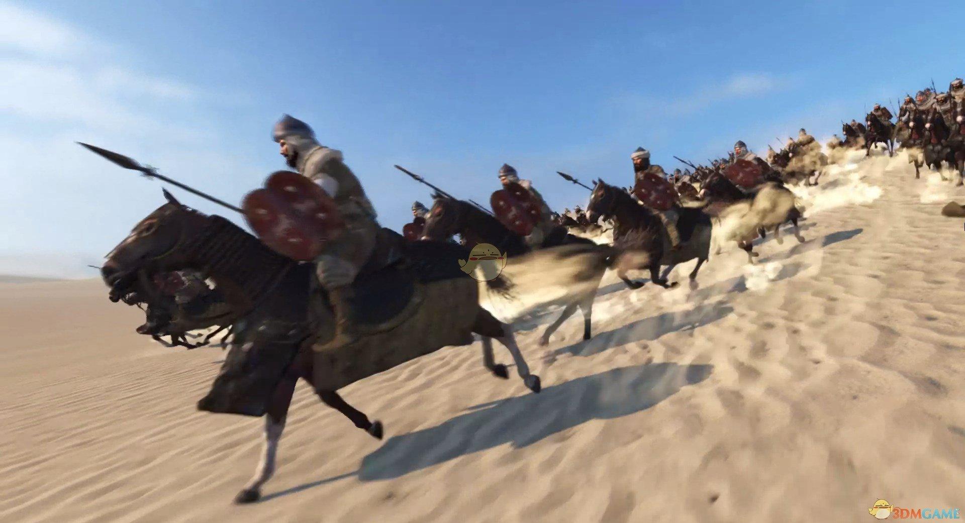 《骑马与砍杀2》骑兵升级高级骑兵条件分享