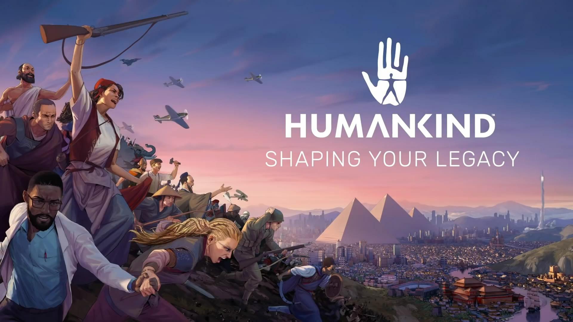 策略游戏《人类》新视频发布 打造自己独特的文明