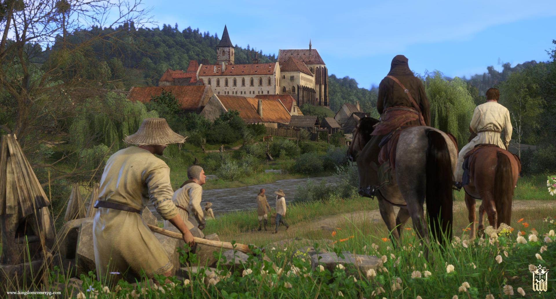《天国:拯救》Steam平史低促销 国区45元