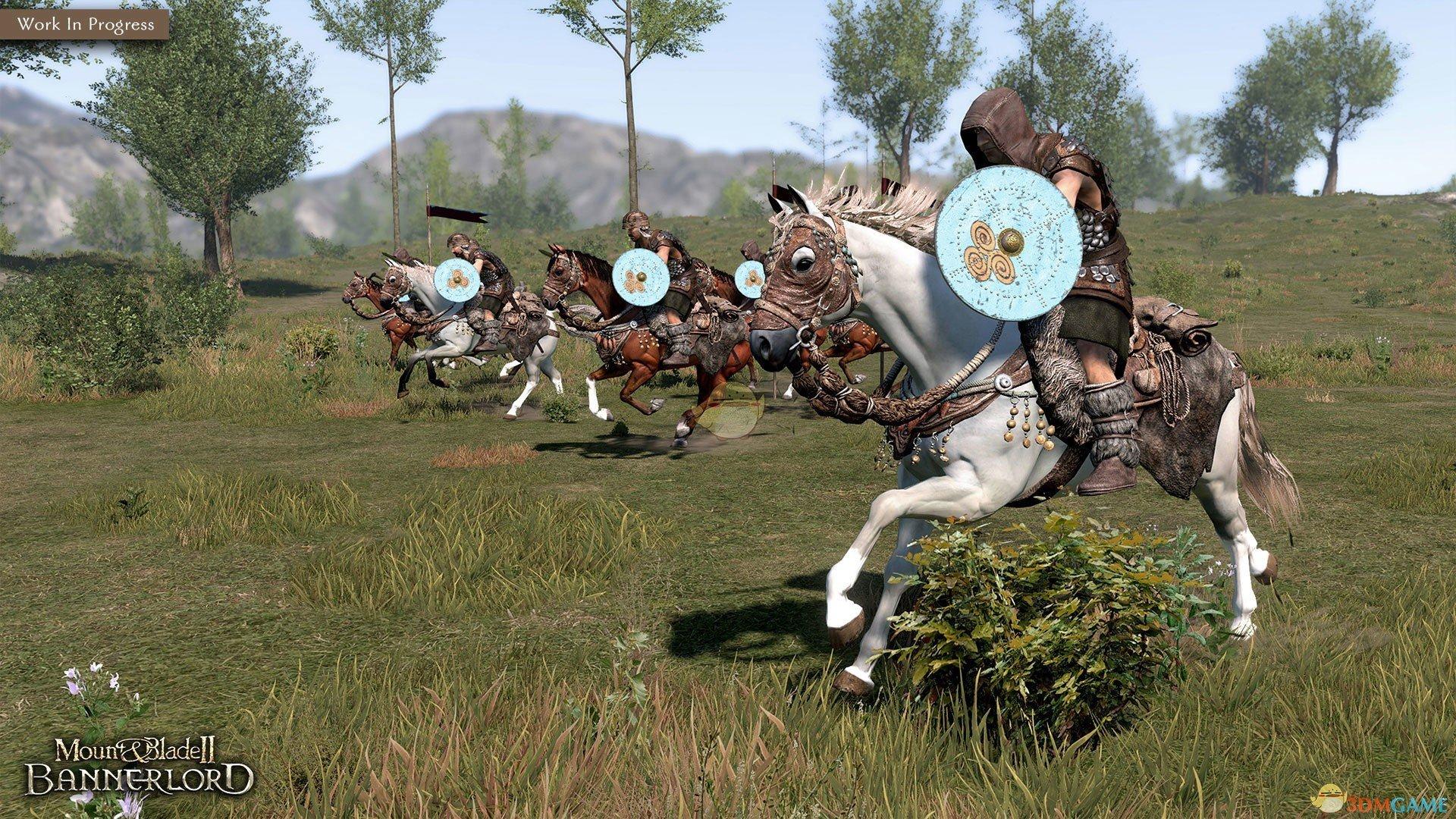 《骑马与砍杀2》野猪团兵种属性分享