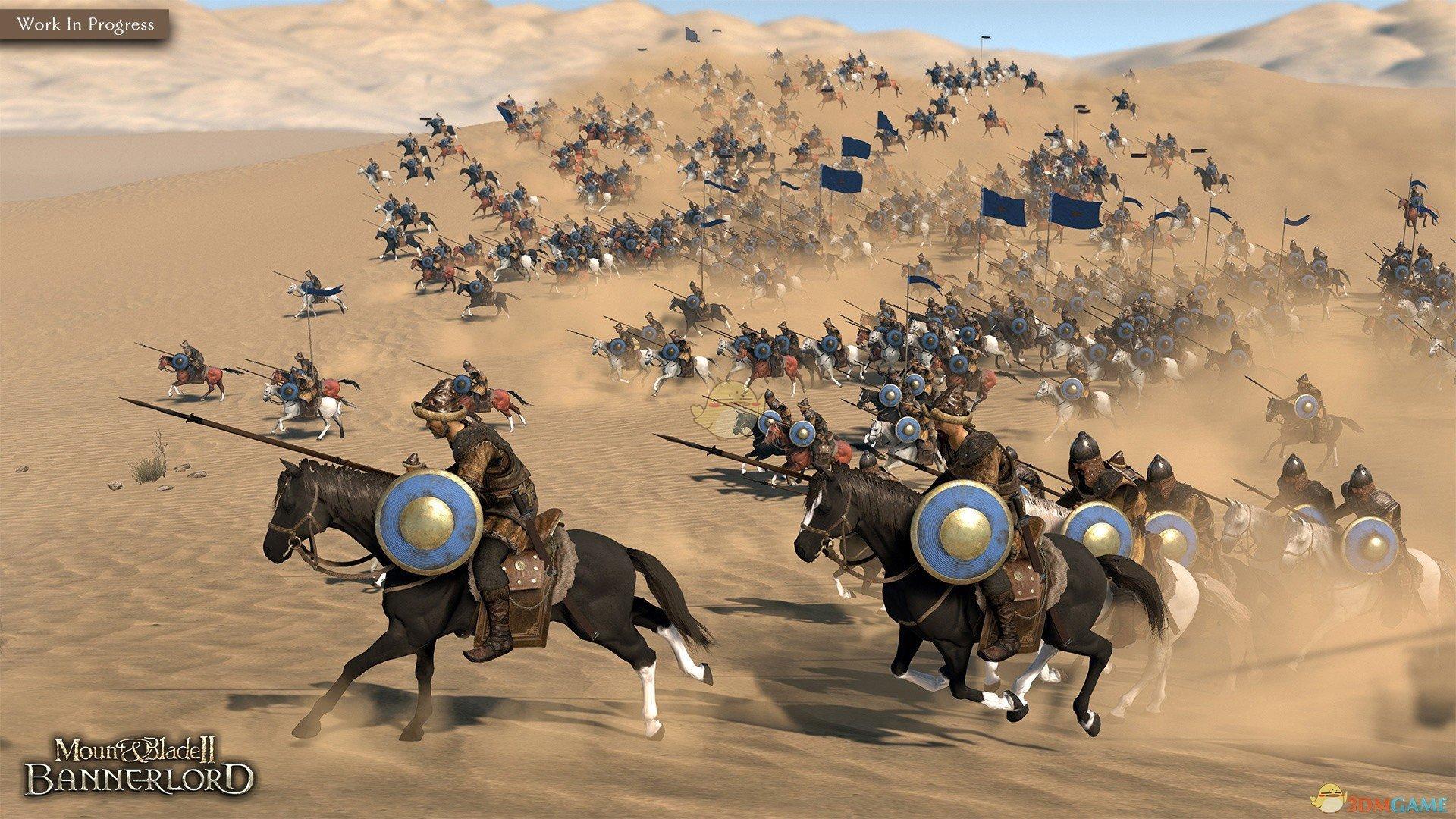 《骑马与砍杀2》阿塞莱贵族兵种树分析