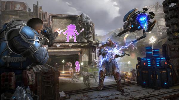 Steam《战争机器5》免费玩活动:可畅玩至4月13日!