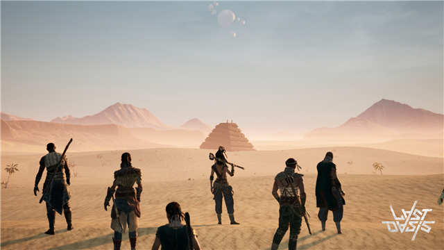 末日生存MMO《最后的绿洲》重启压力测试,Steam体验人数回升
