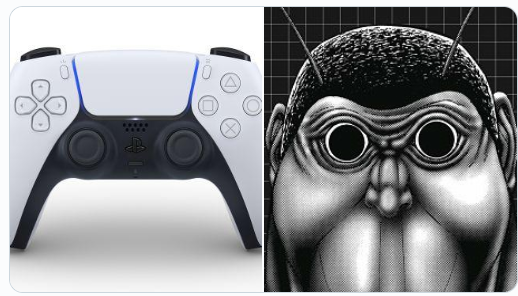 智慧玩家出手必不凡!玩家恶搞开涮PS5手柄图集锦