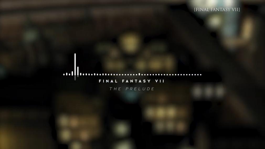 《最终幻想7:重制版》开发者日志第四弹:音乐和音效