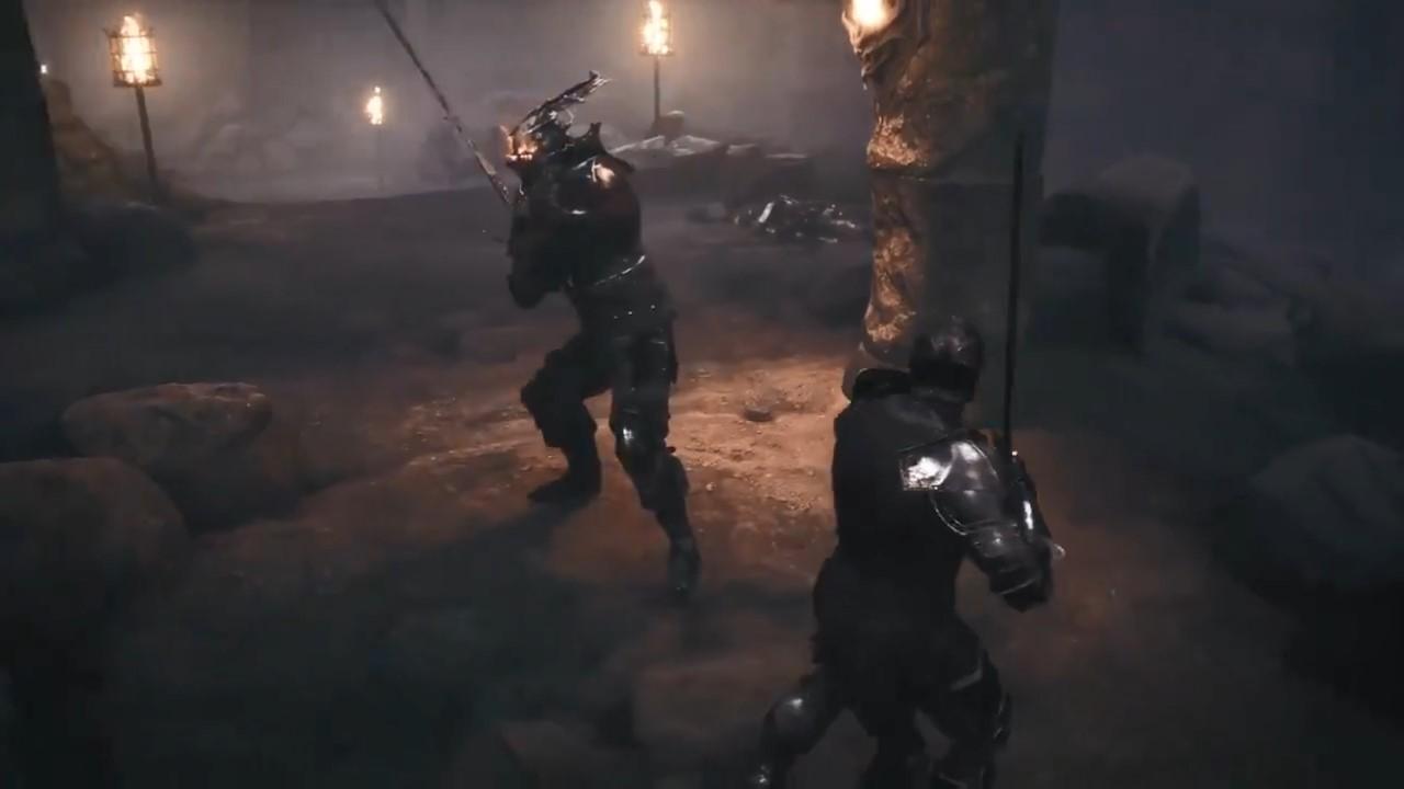 魂类游戏《致命躯壳》新弹反演示 熟悉感觉回来了