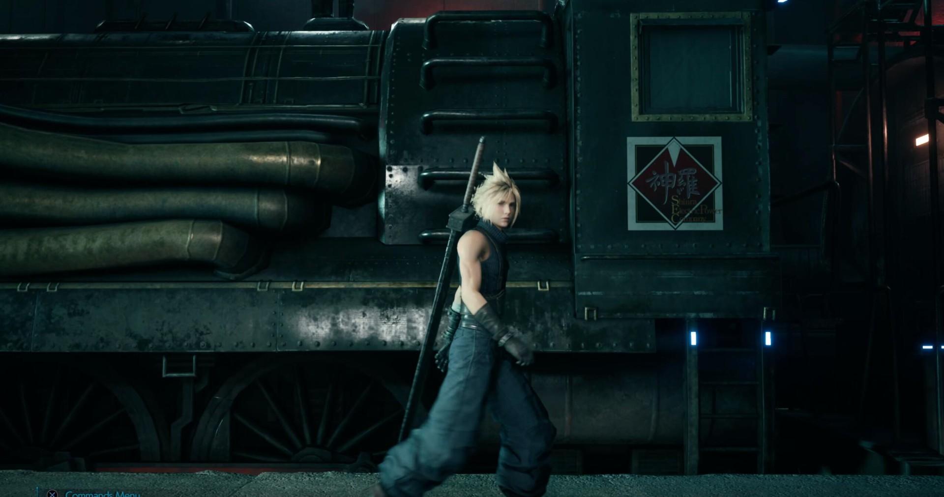 《最终幻想7:重制版》技术分析视频 纹理贴图问题多