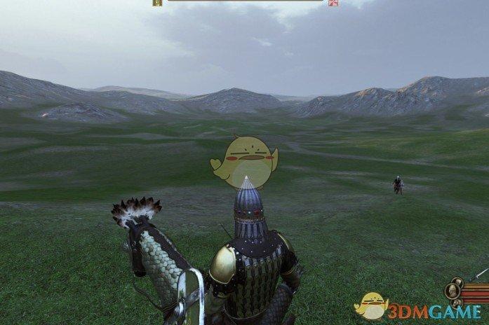 《骑马与砍杀2》去除地图植物MOD