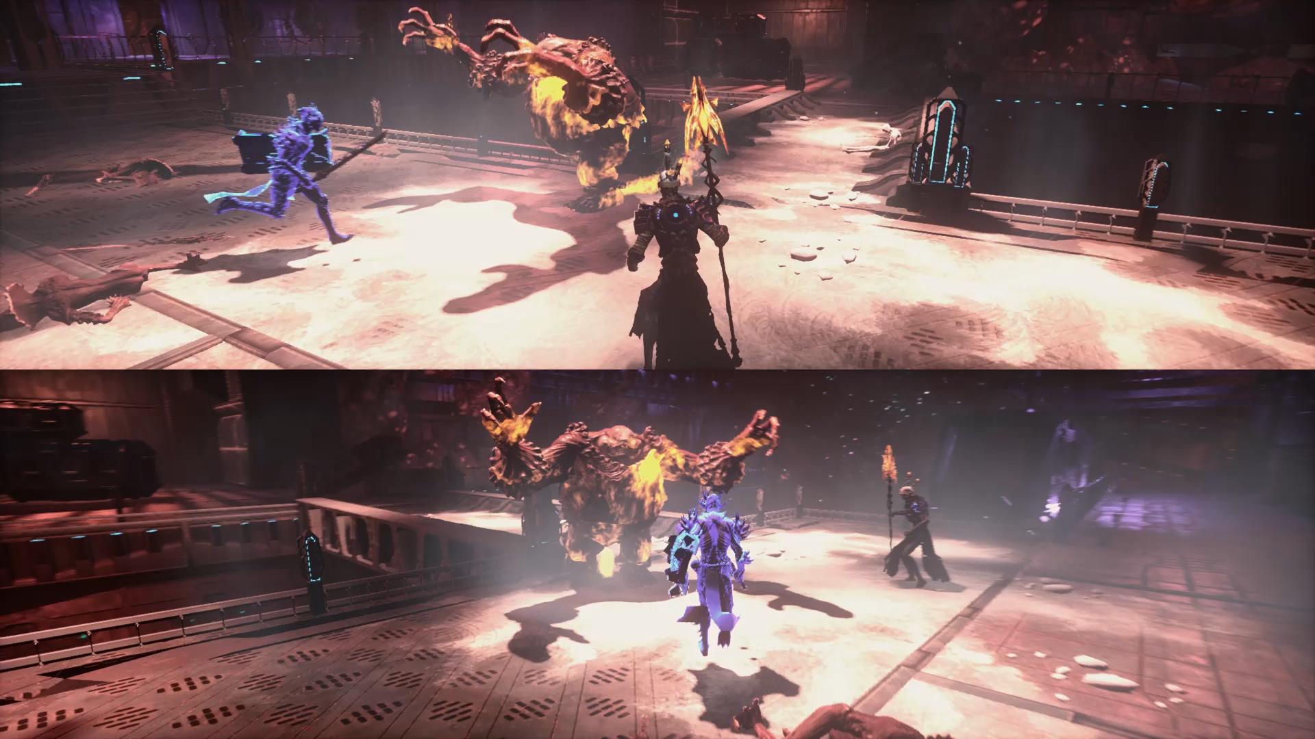 魂系科幻RPG《地狱时刻》延期发售 新宣传片放出