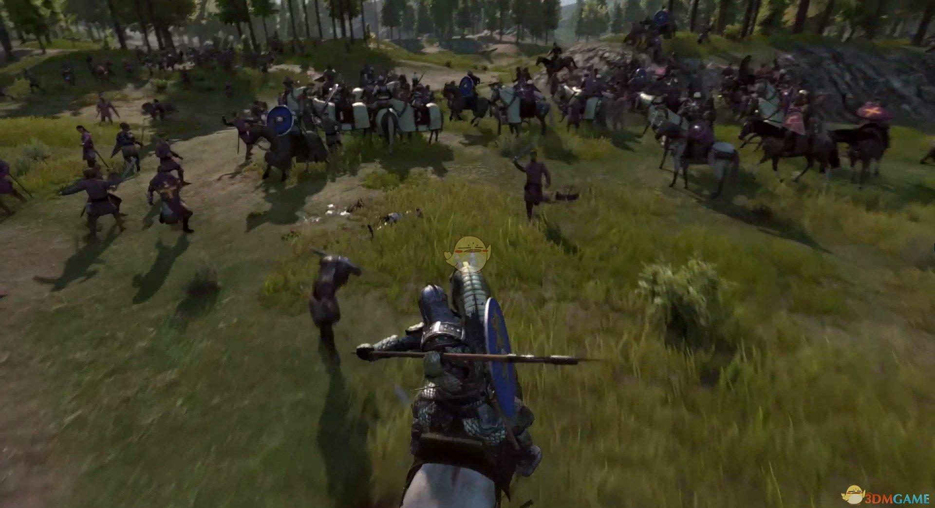 《骑马与砍杀2》快速获得领地方法分享