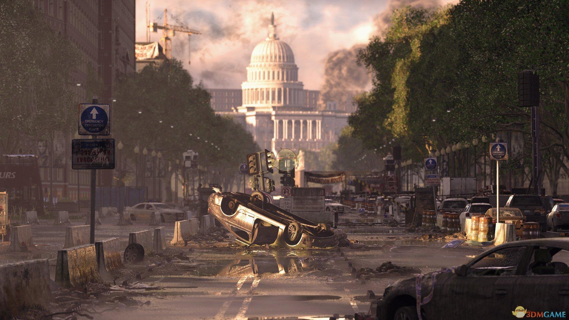 《全境封锁2》白牙机枪哥属性及打法介绍