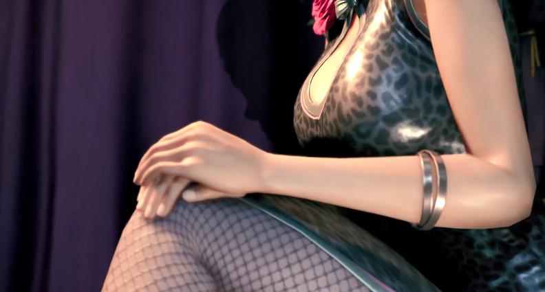 《FF7RE》蒂法爱丽丝全服装演示:克劳德都惊呆了!