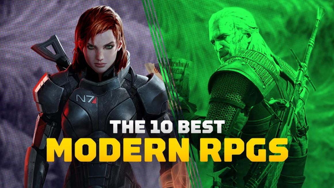 IGN评选过去15年十大RPG!《巫师3》荣登榜首