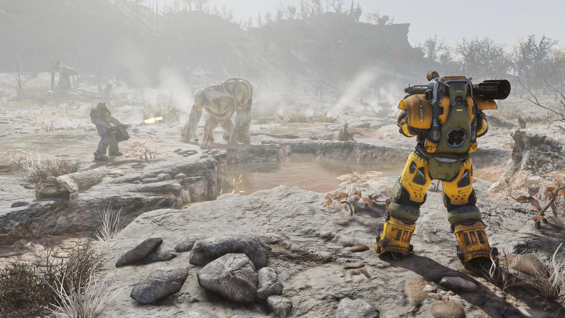 《辐射76》Steam版开启预购 国区定价129元14日解锁
