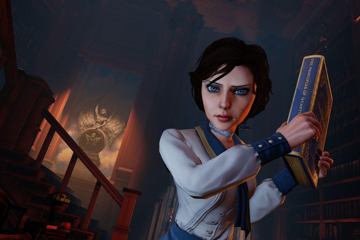 游戏中令人惊艳的女性角色盘点 一出场就让人心动