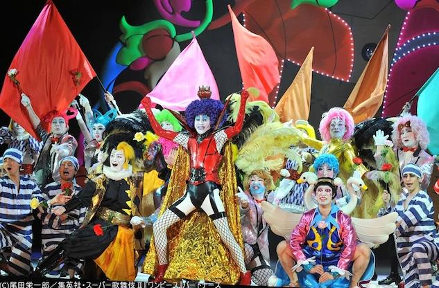 《海贼王》歌舞伎首次登陆网络平台!4月25日NICO站上演