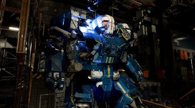 《机甲战士5:雇佣兵》现已加入DXR光线追踪