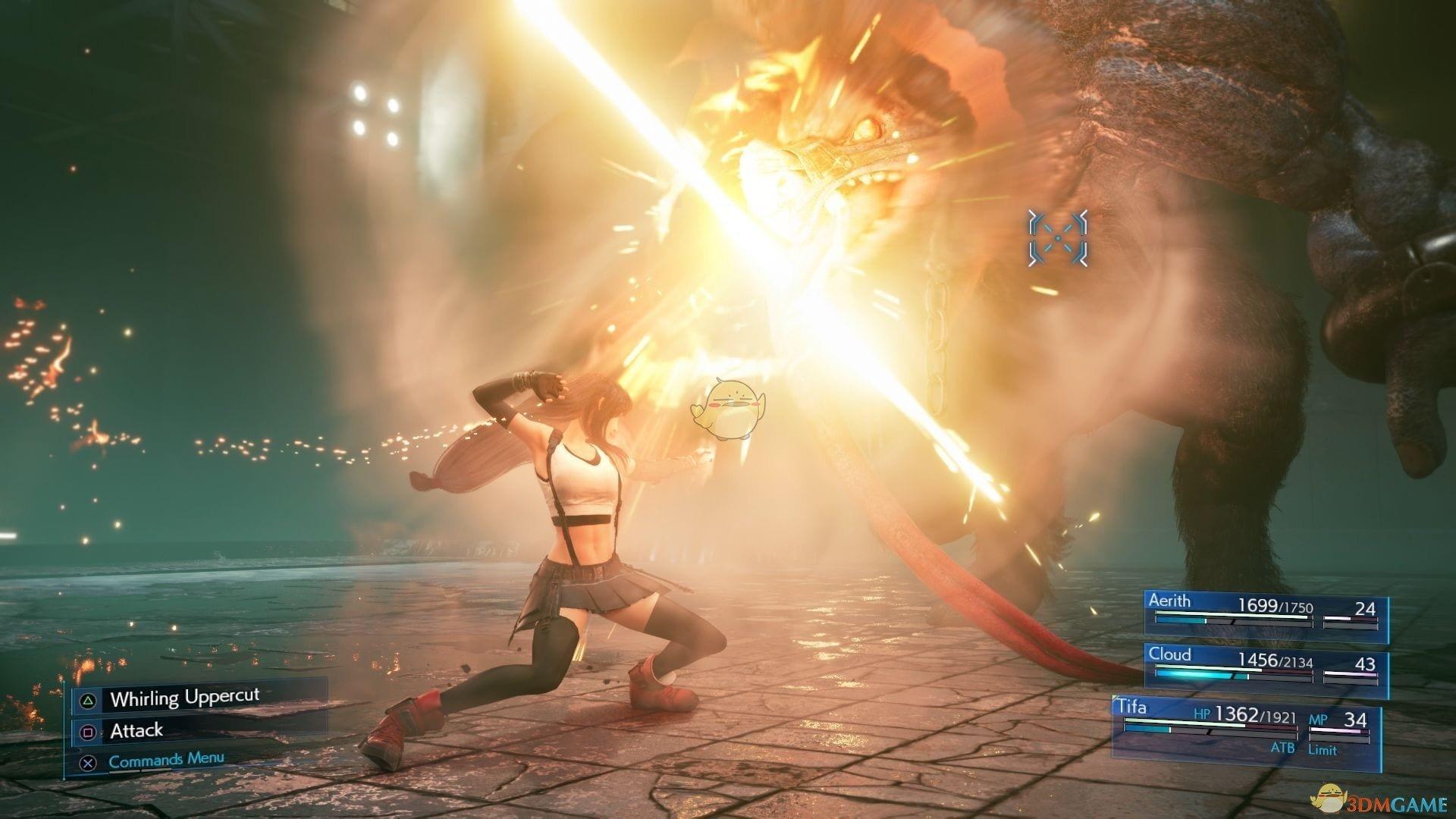《最终幻想7:重制版》右上角小地图开启方法介绍