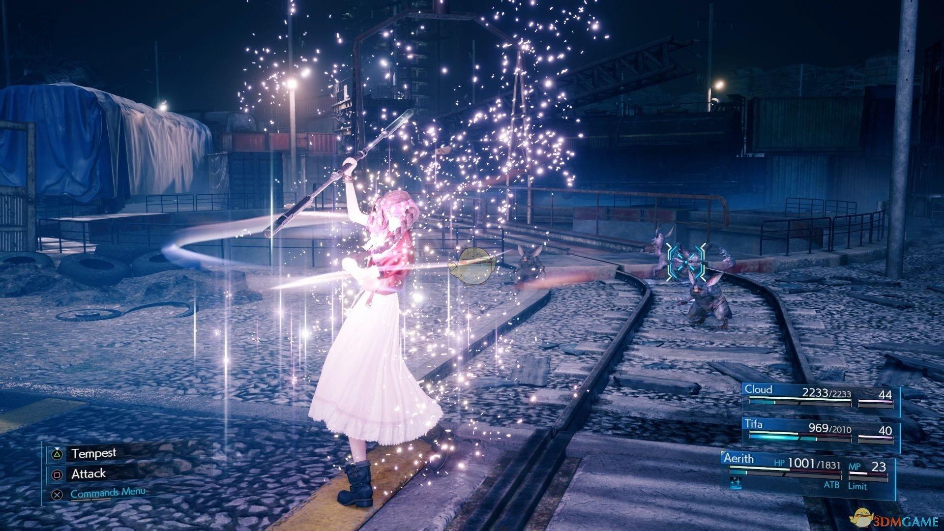 《最终幻想7:重制版》防反方法介绍