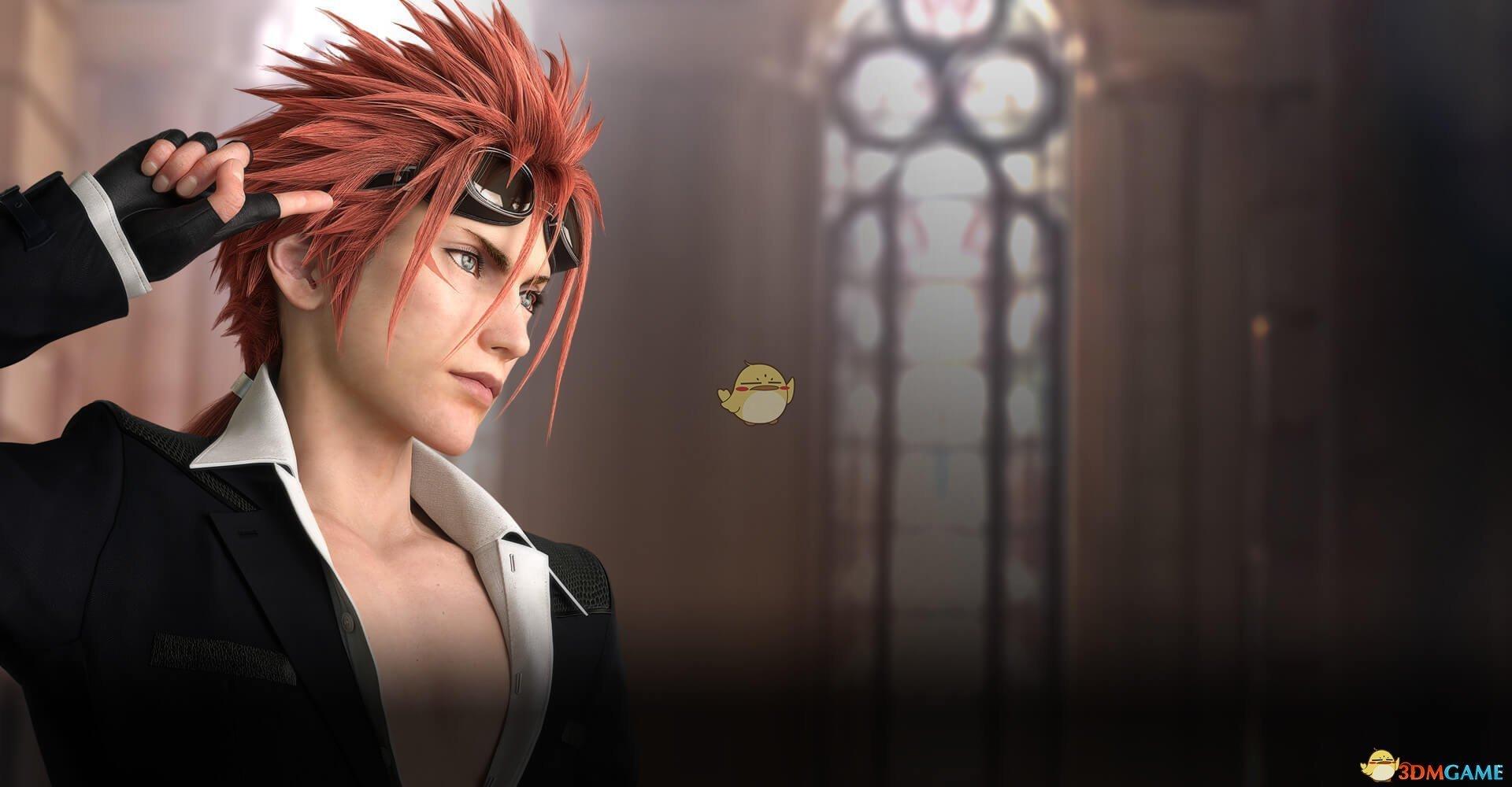 最终幻想7重制版雷诺角色信息介绍_FF雷诺配音一览_单机