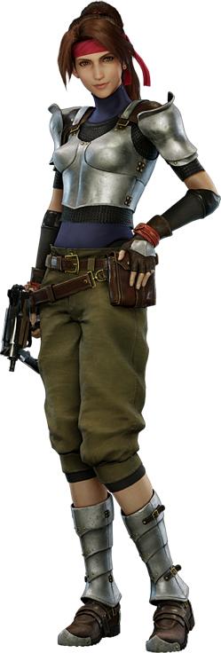 《最终幻想7:重制版》杰西角色信息介绍