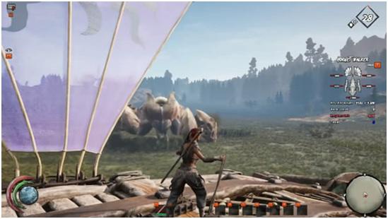 游牧MMO《最后的绿洲》夺回Steam周榜前十,开放高级新地图