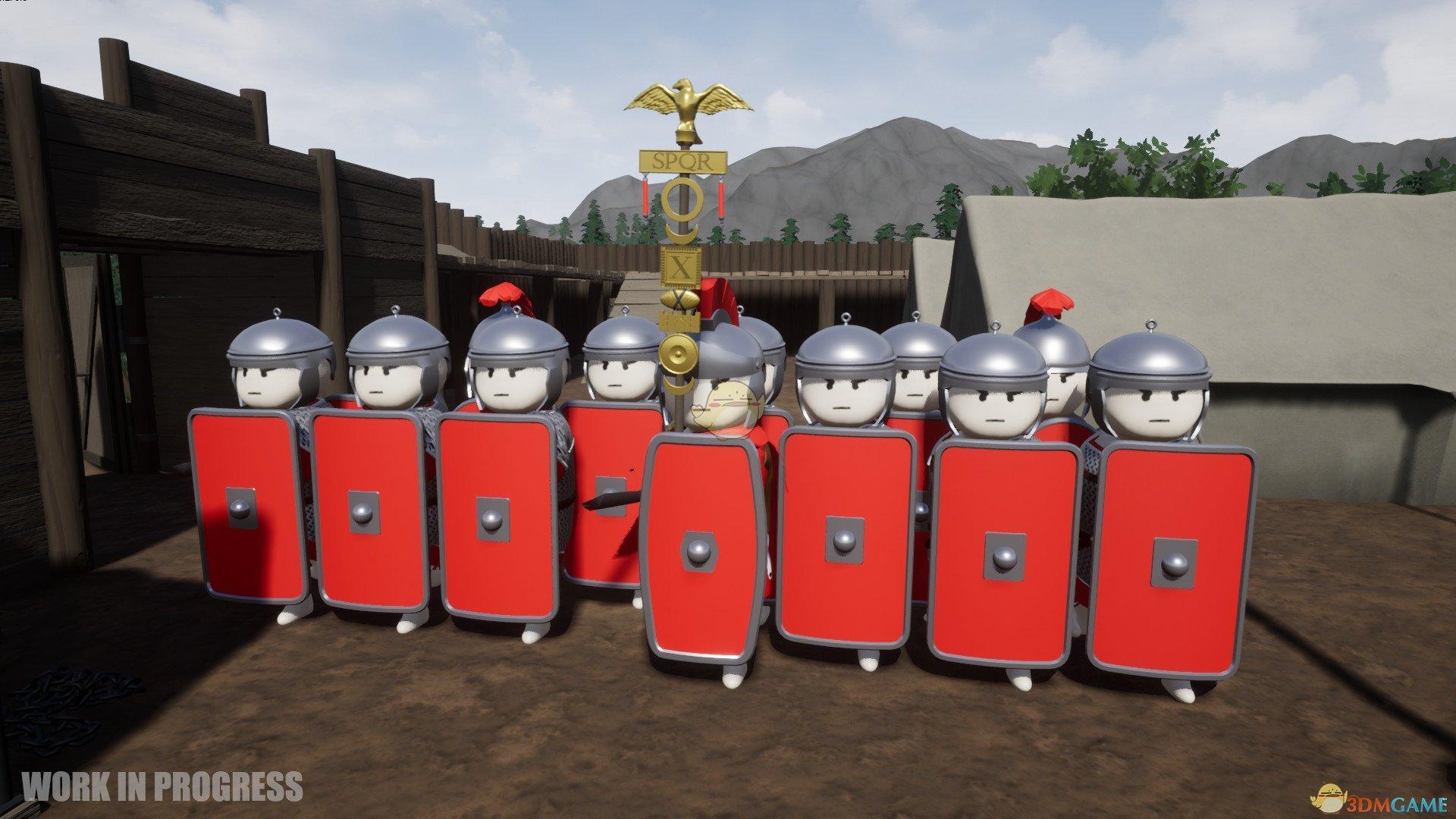 《盾墙》游戏特色介绍