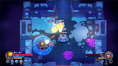 超好玩联机探险游戏 《元能失控》WeGame预购开启!