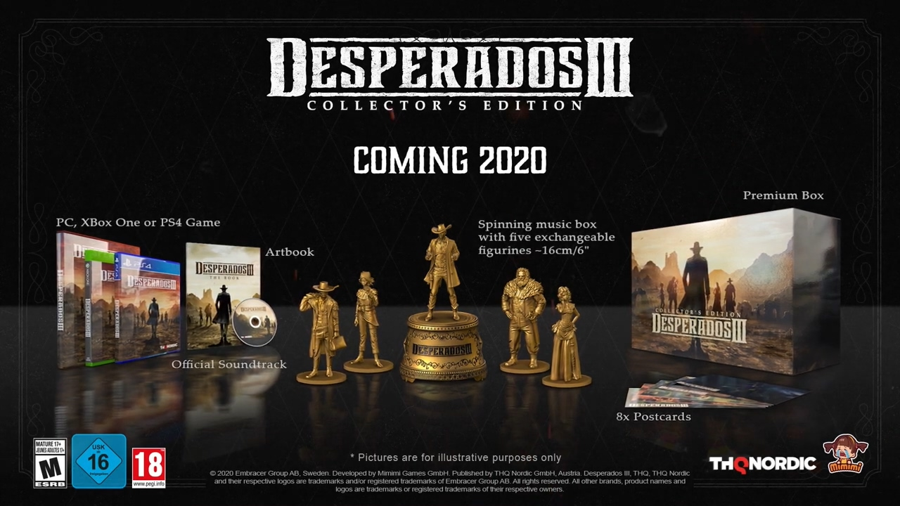 《赏金奇兵3》收藏版公布 将包含游戏季票