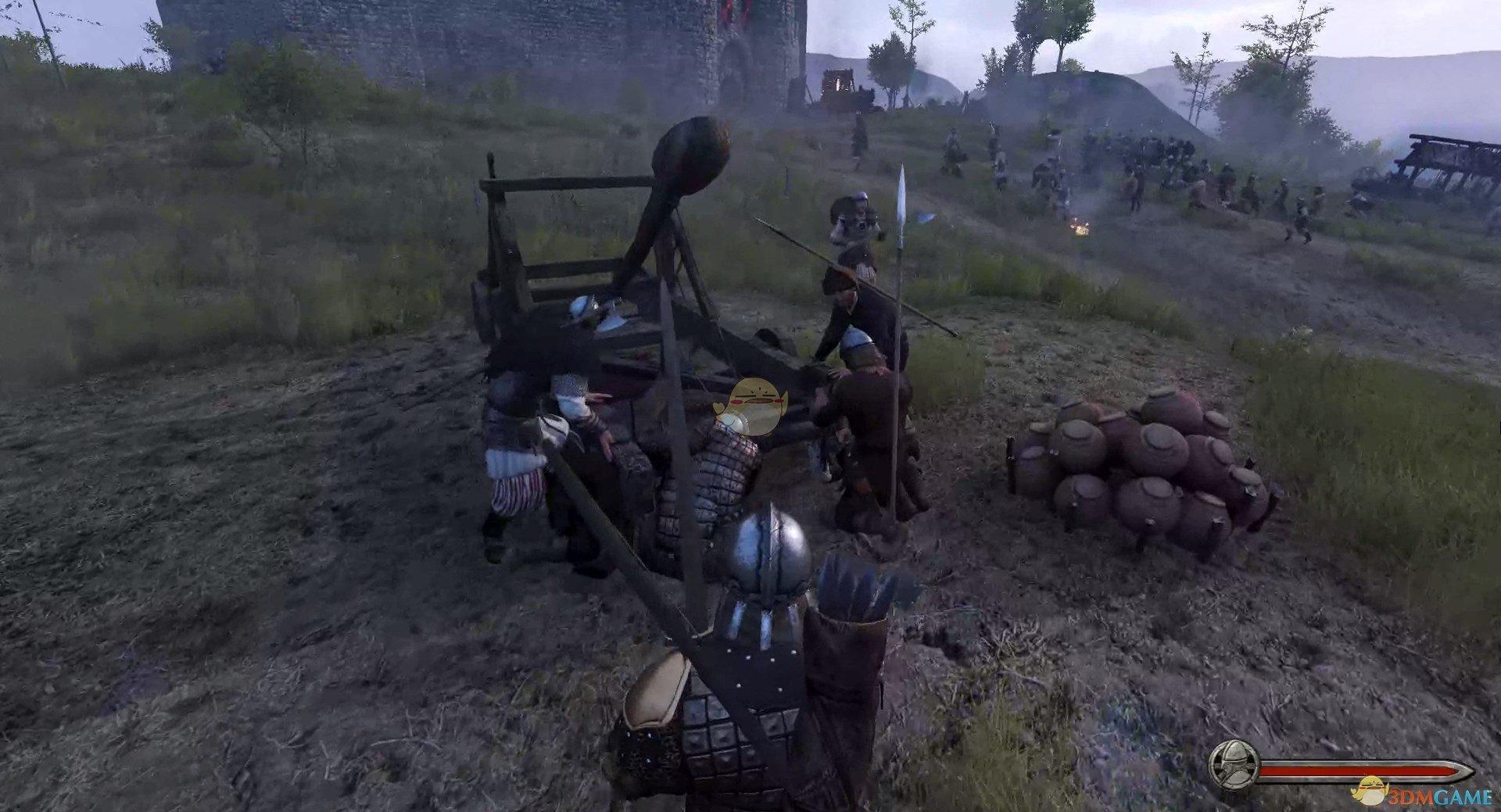 《骑马与砍杀2》帝国全野外势力兵种属性介绍
