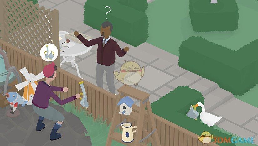 《捣蛋鹅》让园丁戴上遮阳帽任务攻略