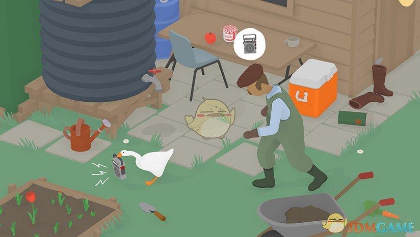 《捣蛋鹅》洋白菜野餐任务攻略