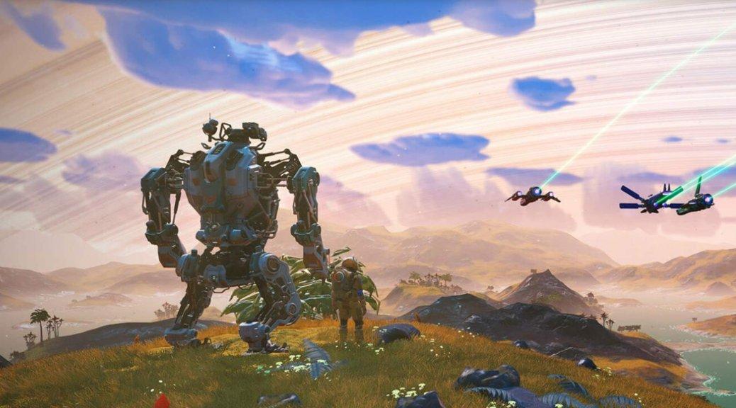 《无人深空》2.42外骨骼机甲补丁大幅提升稳定性