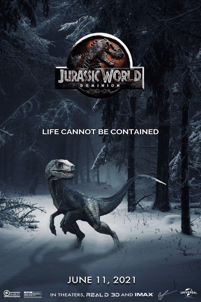 《侏罗纪世界3》导演分享片场照 竟然是冰天雪地插图2
