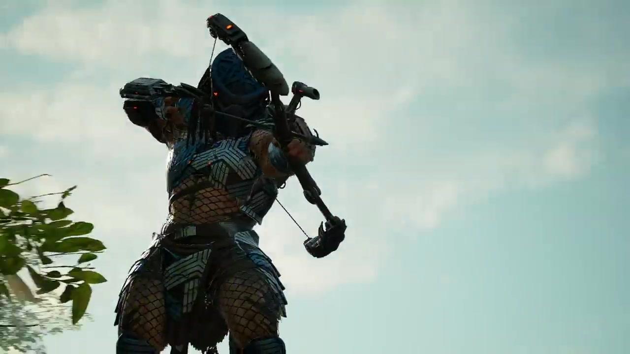 《铁血战士:狩猎场》发行预售预告片公布