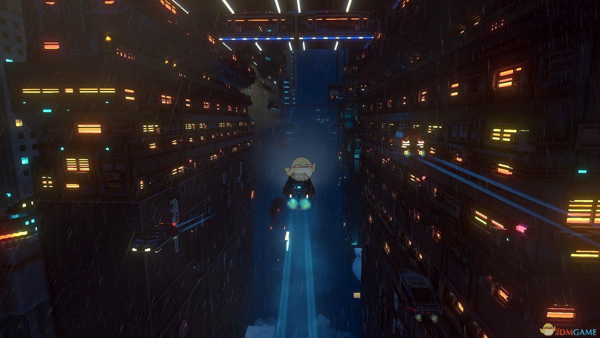 《云端朋克》游戏特色内容介绍