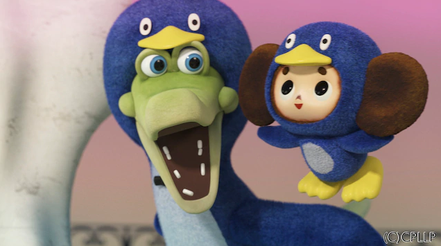 经典名作「大耳猴」首部全CG短篇动画公然 俄罗斯风情